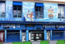 La Rénovation du Théâtre d'Edgar