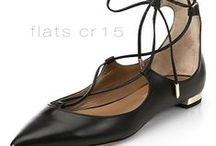 Aquazzura CR15 Flats / Aquazzura's Collection of CR15 Flats