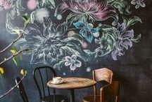 lokale / indoor restaurants, coffeehouses, tea rooms, bars
