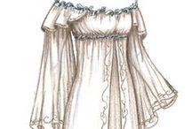 kostiumy / costume, medieval, fantasy and movie dresses