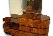 toaletki / vanity table, dressing table