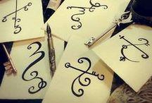 magia(k) I- símbolos, sígiles