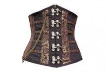 cors.etc / corsets, arneses y otra ropa que no me pondría para bajar a hacer la compra