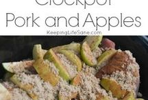 Slow Cooker Recipes / Busy day?  No problem!  Here are some great recipes!