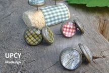 Upcycled jewellery - továbbhasznosított ékszerek / Upcycle old toys, bike tubes, lef-over yarn, cork, found objects .... Hasznosíts játékot, kerékbelsőt, maradék fonalakat, parafát, és mindent, amit találsz ékszerré!