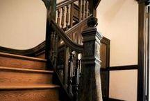 przedpokój i schody / hall and stairs