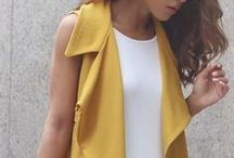 Working trendy styles into your office attire / Fashion trends, stylish work outfits, trendy work outfits, work outfit inspiration, trendy inspiration, fashionable work attire, workdrobe trends, outfit trends, trend alert