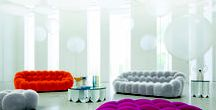 Sofa is the king of the house / New Sofas collection at Pitaro Hecht show room