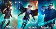 Supergirl & Legends of tomorrow