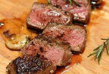 Entree - Beef, Pork, Lamb