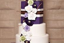 Wedding  Cakes / I do and now comes the cake / by Caroldene Woodroffe