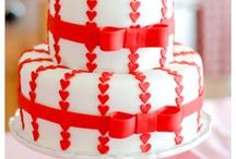 Valentine's Candy,cookies & Decorating Ideas / Love is in the air / by Caroldene Woodroffe