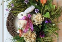 Easter cookies & Decor / Easter Decor / by Caroldene Woodroffe