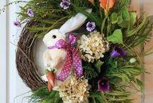 Easter cookies & Decor / Easter Decor / by Caroldene Woodroffe