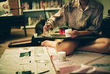 ART :) / by Sandhya Krishnan