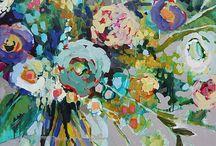 Colour inspiration / Colour inspiration for the garden.