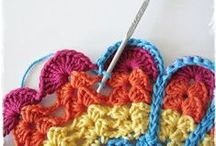 Crochet / by Angela Walters Cloninger