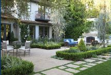 Garden Paving & Paths / Ideas &inspiration for paving, paths & stes