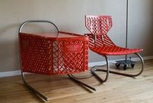 •• Recycled Shopping Carts ••