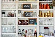 For my pantry / Because I love cooking and I don't aspire to be a housewife ::