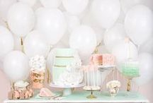 Tea party / Because tea-sets are adorable ::