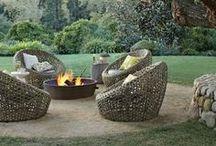 Garden benches & furniture