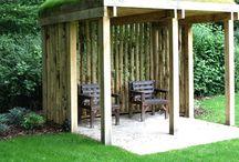 Garden structures / Garden shelters