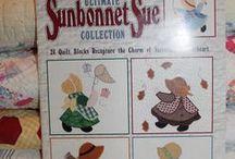 Sun Bonnet Sue & Friends / by Becky Jones