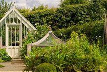 Gorgeous Greenhouses / Inspiring greenhouses