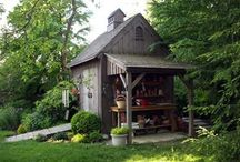 Sheds / Essential, smart storage for your garden.