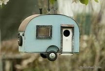 Birdhouse & Feeders