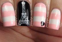 Nails / Nails / by 🎶Sophia🎶