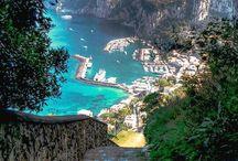 Хочу здесь побывать /  моё прекрасное путешествие