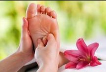 "Reflexology / One of the most effective natural healing methods that has been known for thousands of years for even ""incurable"" diseases."