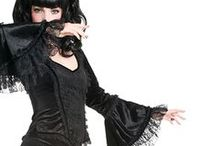Collection 2013 / Gothic clothing and accessoires.  Designed with a passion, made with love.