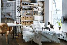 Deco☆Studio / Design Ideas For Small Apartments