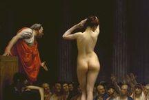 Jean Leon Gerôme / Pintor magnífico del diecinueve y veinte. / by PABLO L.M.