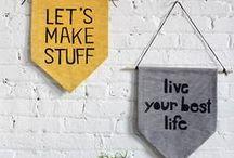 2015 - Here we go!   my life / Pläne und Ideen für 2015. #pinyouryear