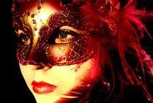 Masks - The magic of colour