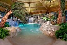 Cool Swimming Pools / Swimming Pools