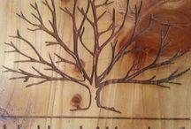 Highlands Woodcraft / Wood and laser crafts