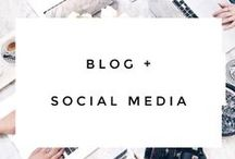 SOCIAL MEDIA RESOURCES / A library of tips-and-tricks for social media for bloggers, creative entrepreneurs and freelance designers just like you! Discover how to master Instagram, Facebook, Pinterest, Snapchat and twitter for your creative business.