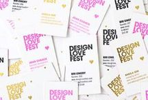 LOVELY BRANDING / Small business branding, creative branding, logo design for bloggers and creative entrepreneurs, creative business card design, feminine logo design, funky logos for female entrepreneurs.