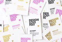 LOVELY BRANDING / Small business branding, creative branding, logo design for bloggers and creative entrepreneurs, creative business card design, feminine logo design, funky logos for female entrepreneurs.