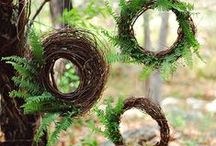 Wreaths / Wreaths aren't just for Christmas