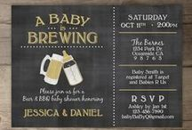 Brewery Baby Shower / by Stephanie Segall