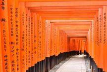 Japan: Vibrant Colors & Chopsticks / Travel in Japan