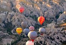 Turkey: The Hot Air Balloons are Calling / Travel in Turkey