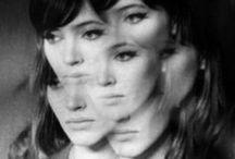 Woman I Could Never Touch / Film references; Un Femme Es Un Femme, Alphaville