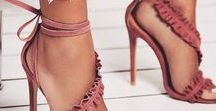 shoes / Heels, mules, wedges and flats. Shoes of all kinds!